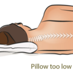 pillow height too low - side sleeper